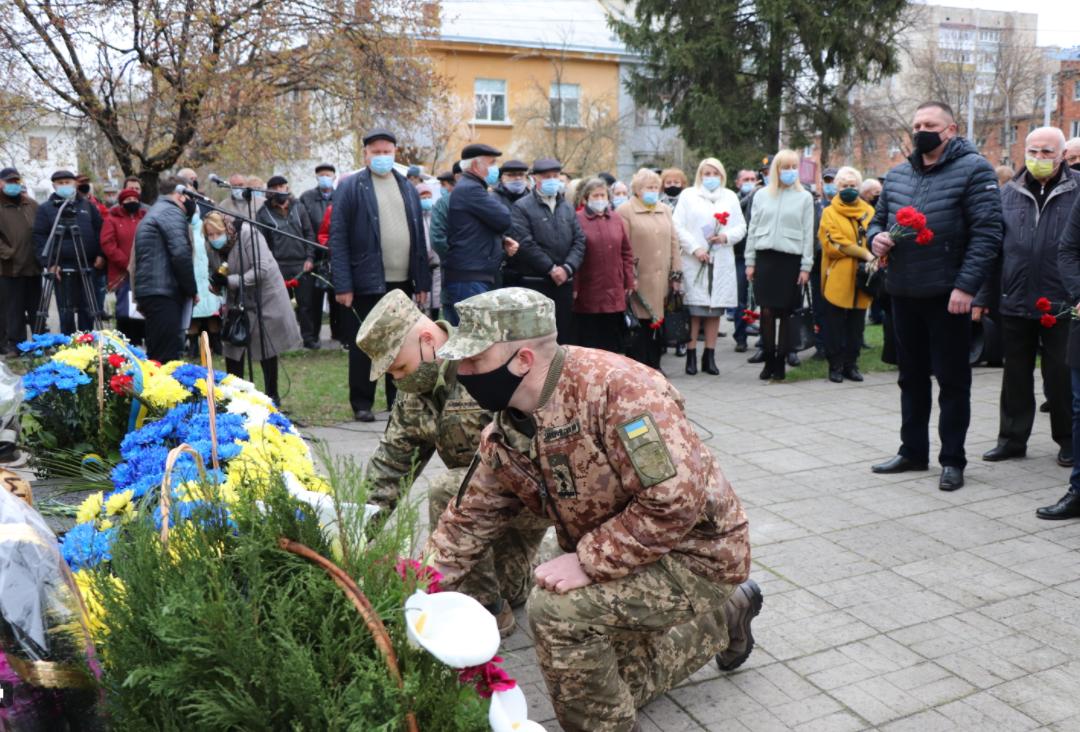 У Сумах вшанували пам'ять жертв Чорнобильської трагедії, фото-2
