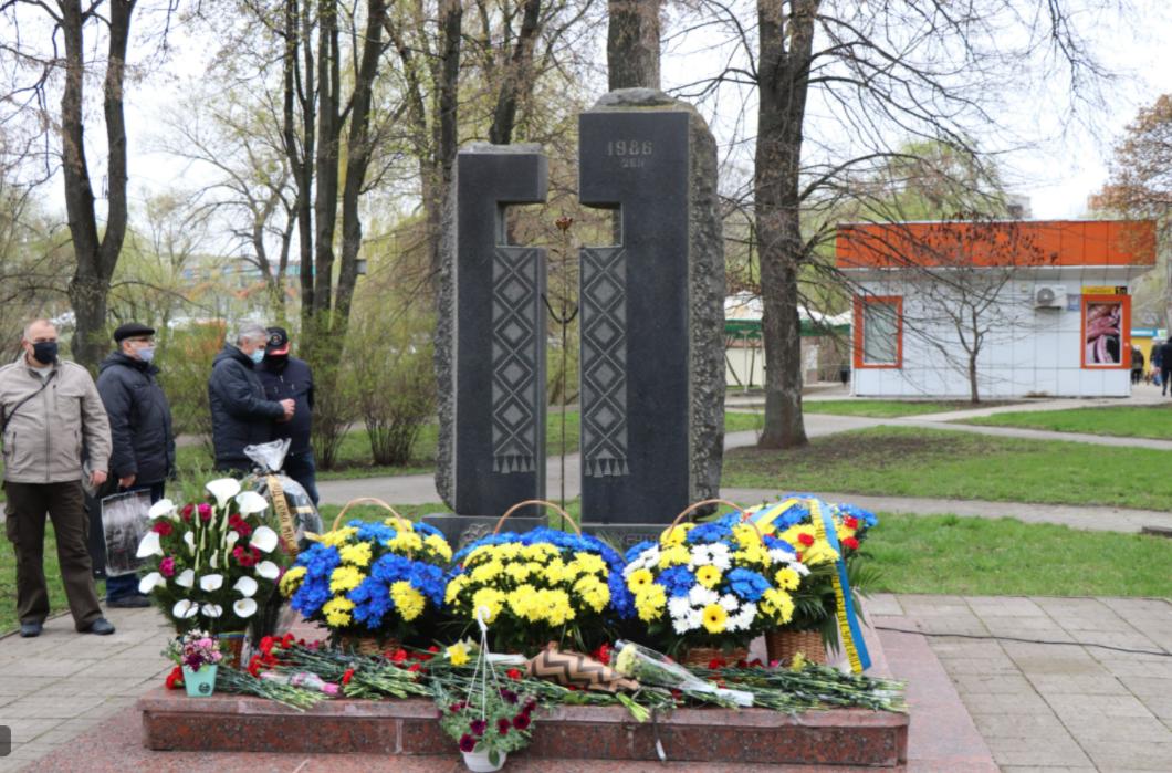 У Сумах вшанували пам'ять жертв Чорнобильської трагедії, фото-3