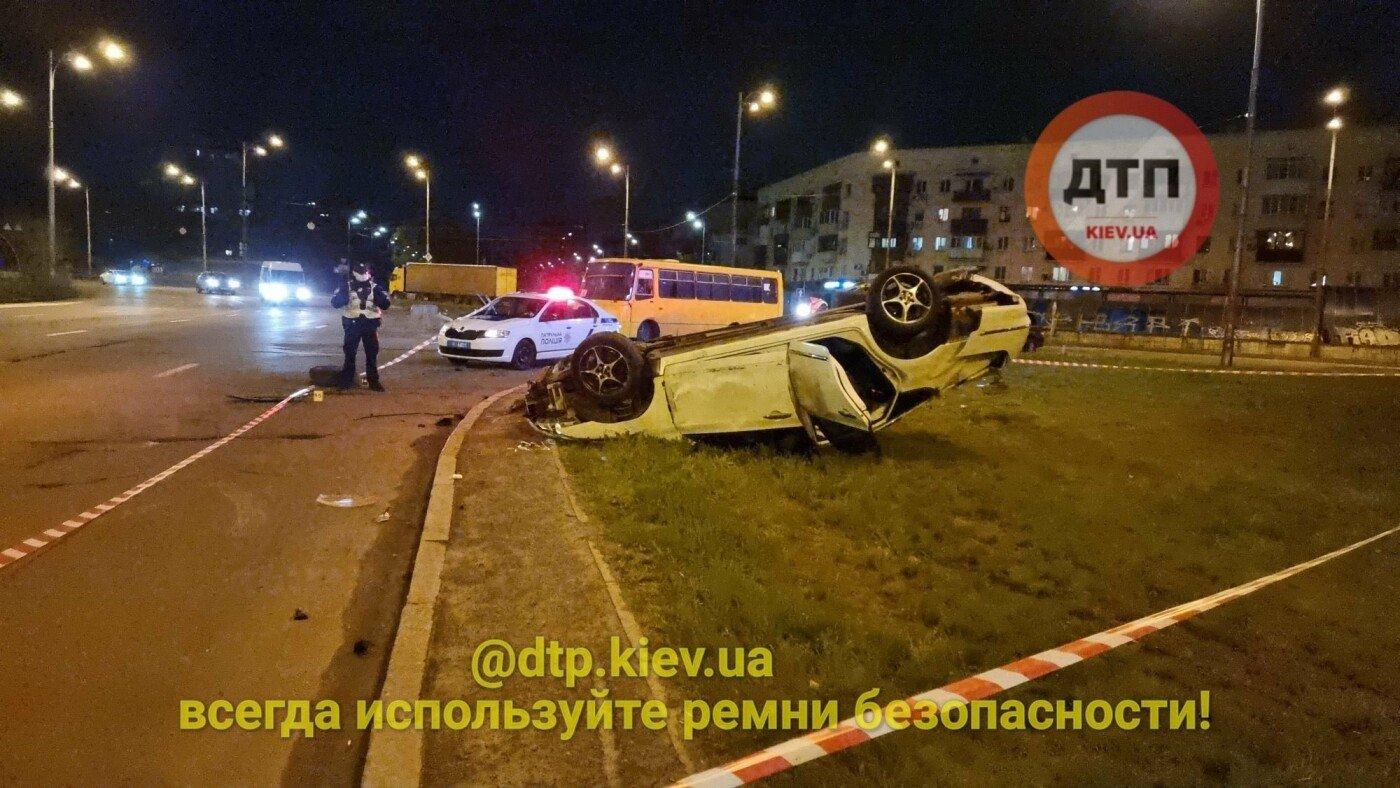Мати померла на місці, донька в реанімації: подробиці ДТП у Києві за участю авто з сумськими номерами, фото-2