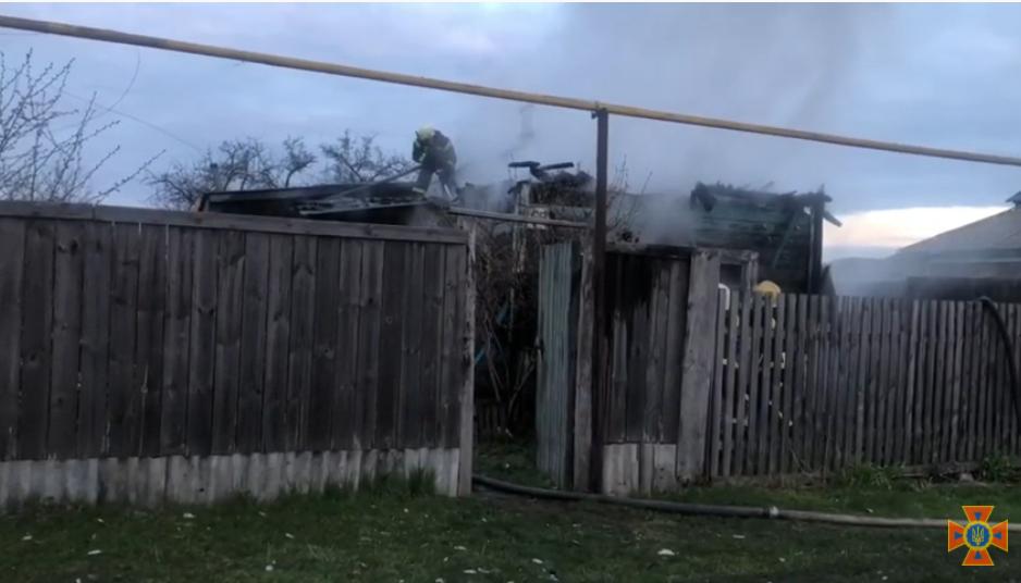 На Сумщині за минулу добу вогнеборці двічі ліквідовували загоряння в житлових будинках, фото-1