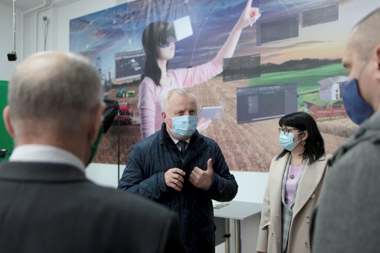 СНАУ відвідав замміністра освіти і науки, фото-4