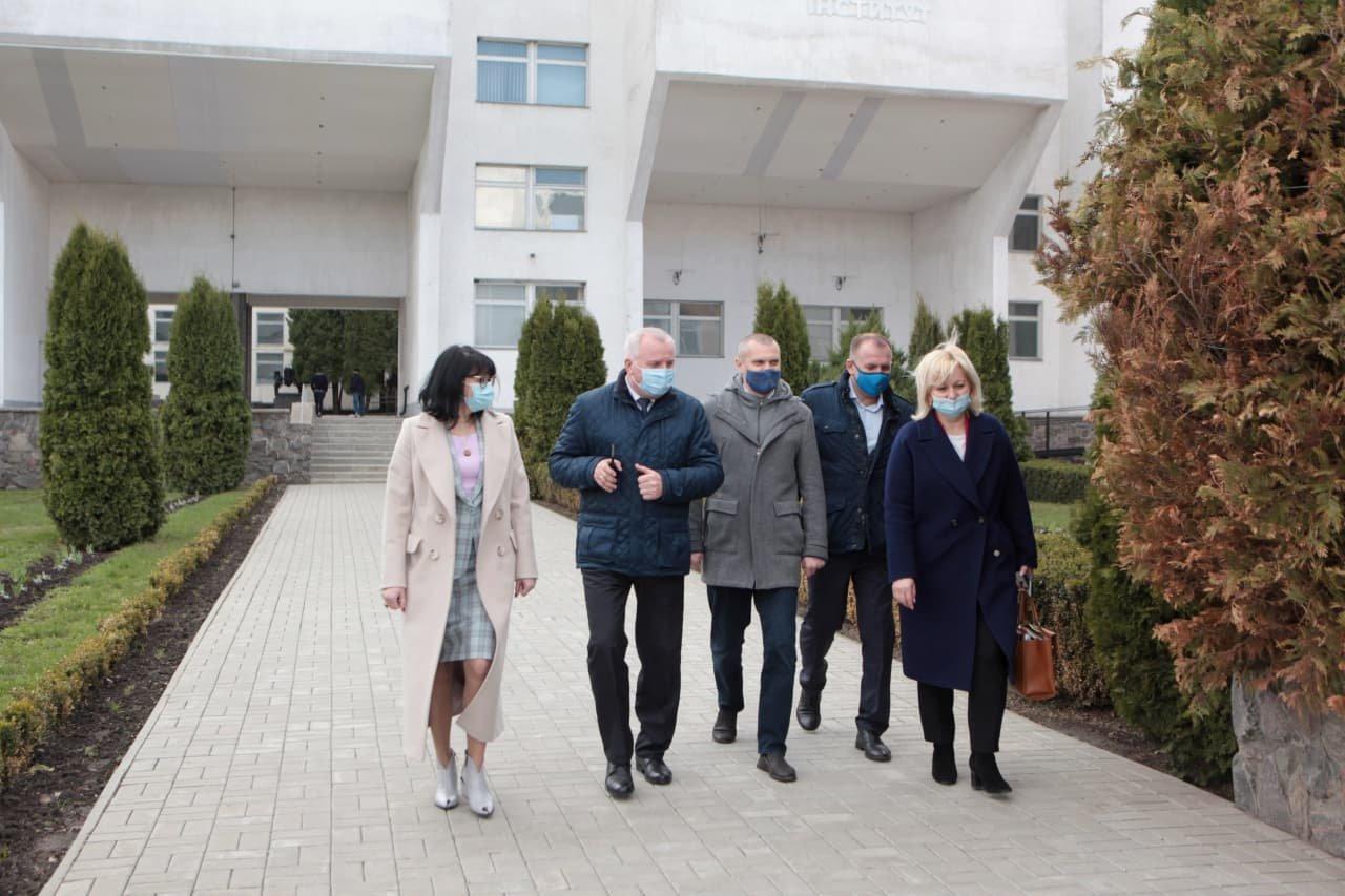 СНАУ відвідав замміністра освіти і науки, фото-1