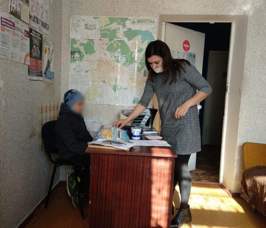 13-річний підліток-втікач влаштував собі мандрівку Сумщиною та Чернігівщиною, фото-2