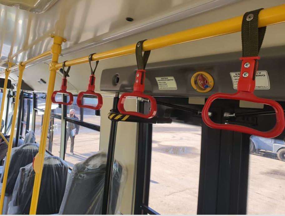 У Сумах 2 нові автобуси «Атаман» поповнили парк КП «Електроавтотранс», фото-2