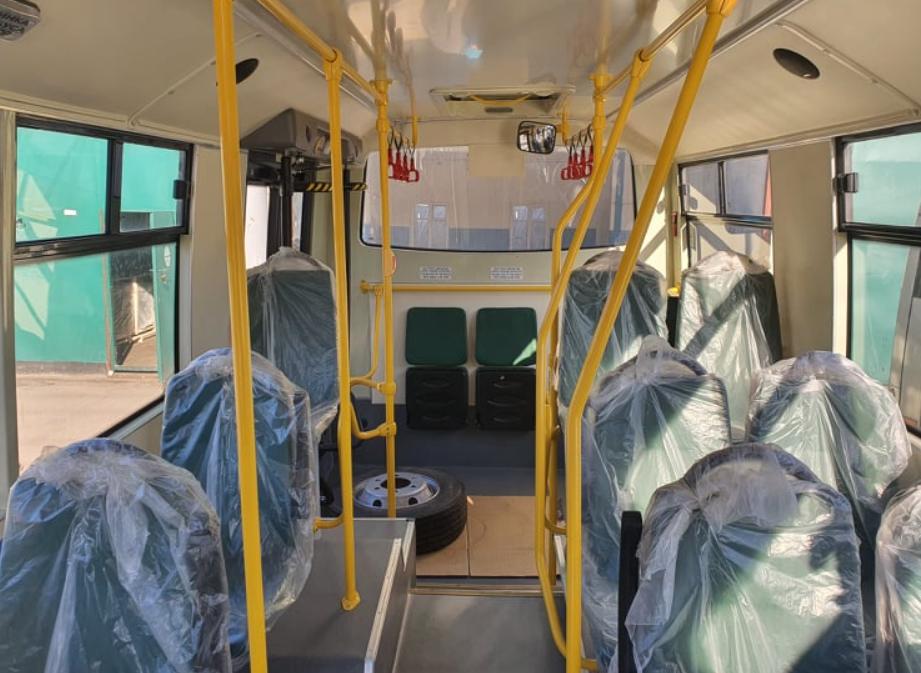 У Сумах 2 нові автобуси «Атаман» поповнили парк КП «Електроавтотранс», фото-3