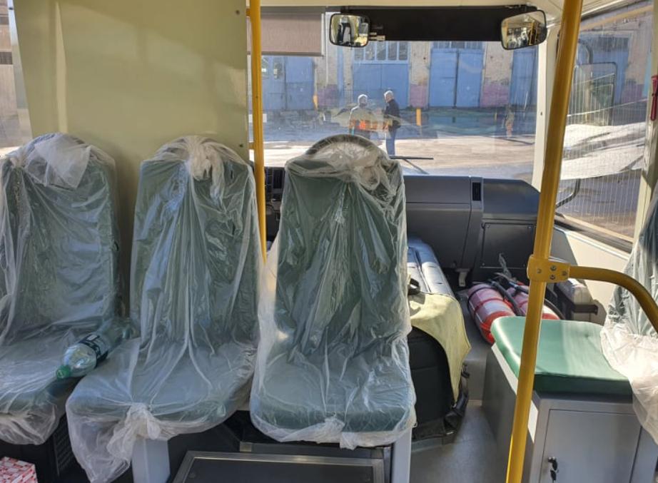 У Сумах 2 нові автобуси «Атаман» поповнили парк КП «Електроавтотранс», фото-4