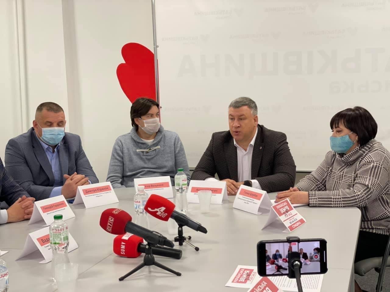 «Ні продажу української землі»: аграрії, фермери, землевласники Сумщини та депутати підписали резолюцію , фото-5