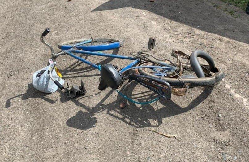 На Сумщині п'яний водій насмерть збив велосипедиста, фото-2