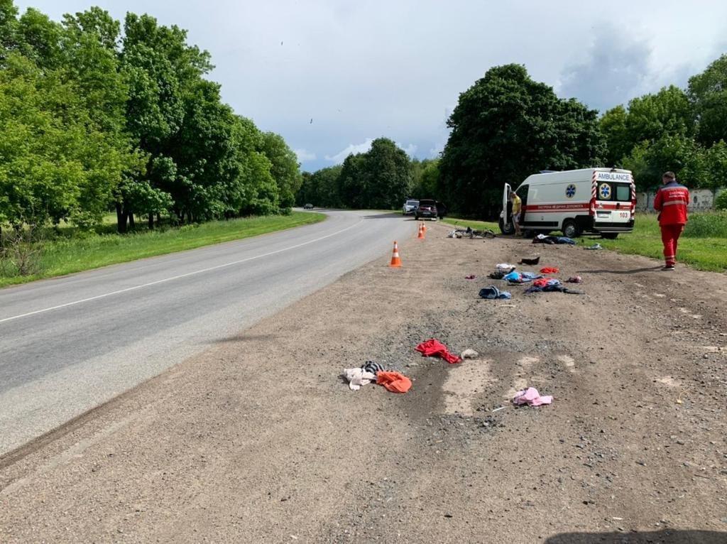 На Сумщині п'яний водій насмерть збив велосипедиста, фото-1
