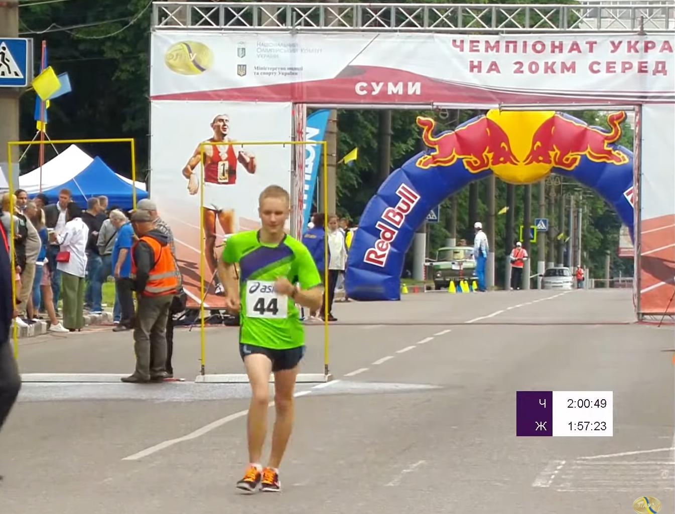 У Сумах провели чемпіонат України зі спортивної ходьби, фото-10