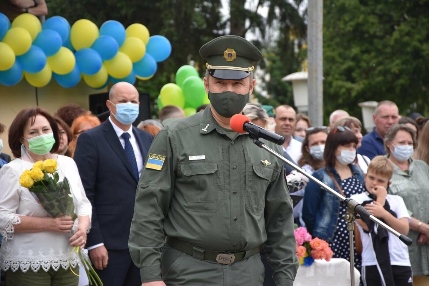 У Сумах понад 100 ліцеїстів прикордонного Кадетського корпусу стали випускниками, фото-2