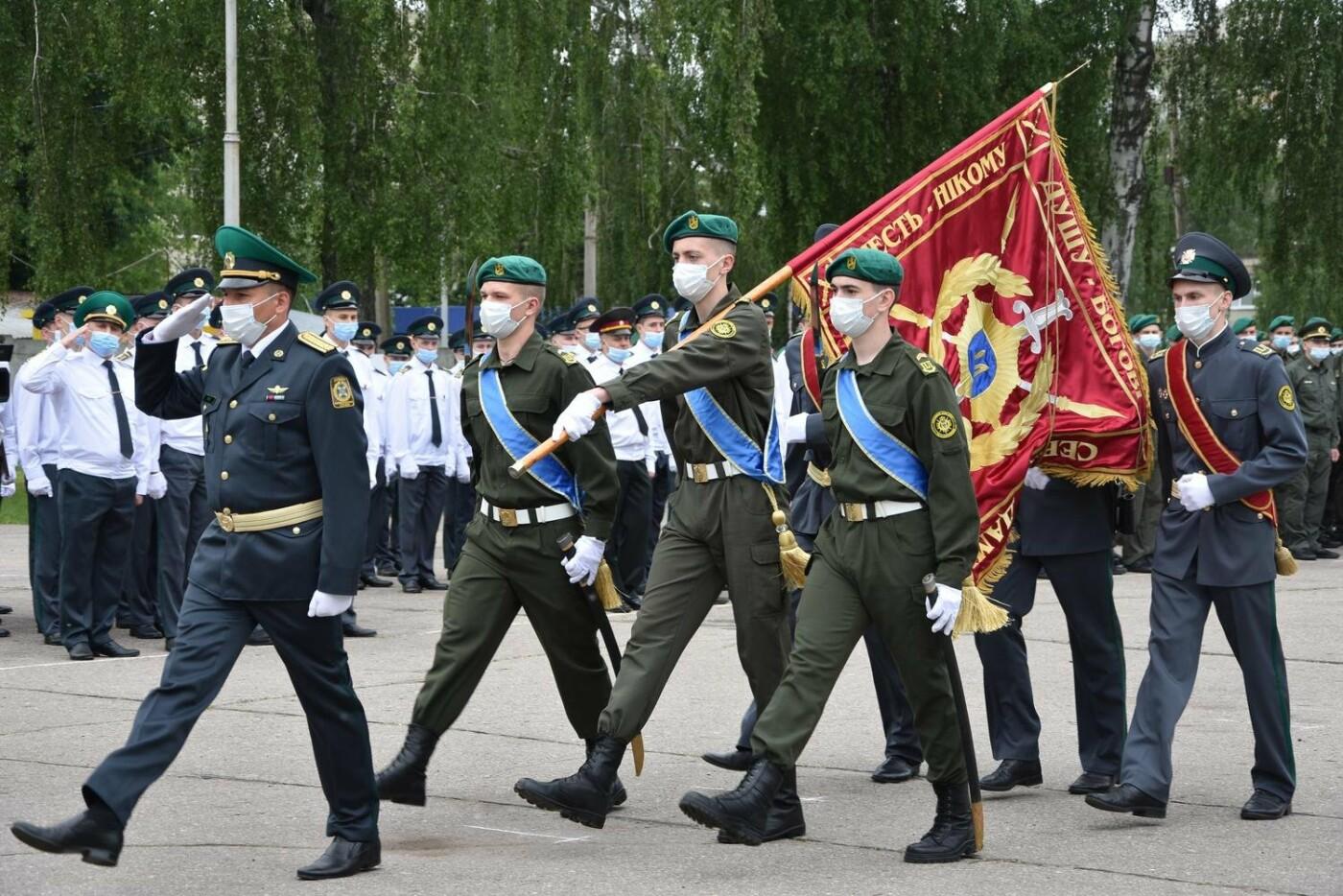 У Сумах понад 100 ліцеїстів прикордонного Кадетського корпусу стали випускниками, фото-8