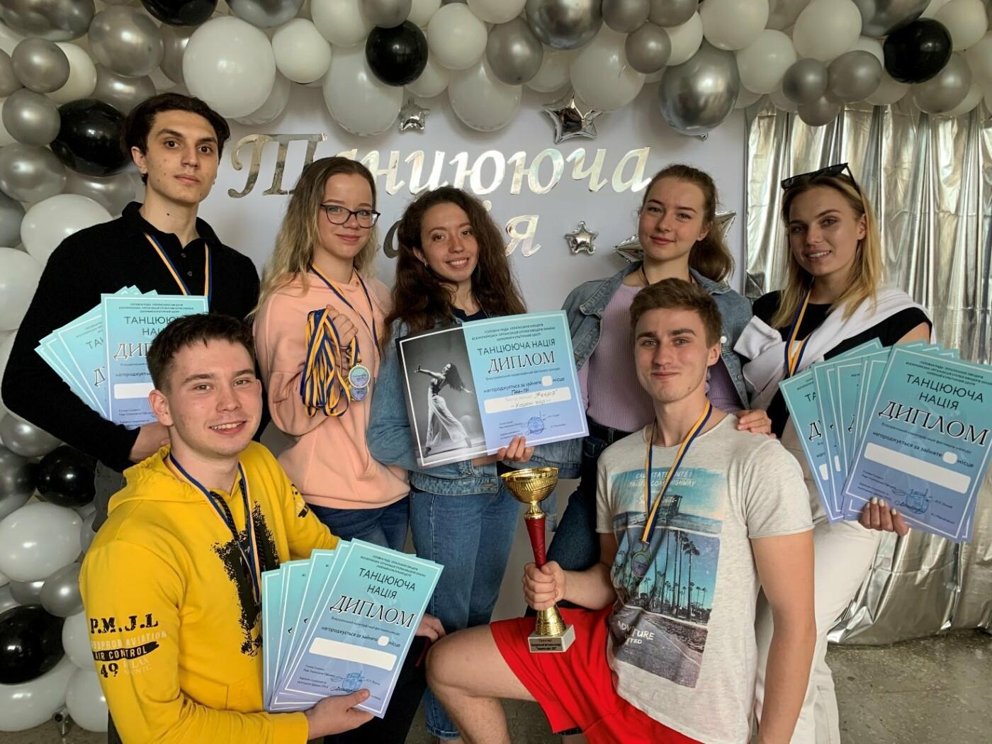 Вокальні та танцювальні перемоги студентів СумДУ!, фото-2