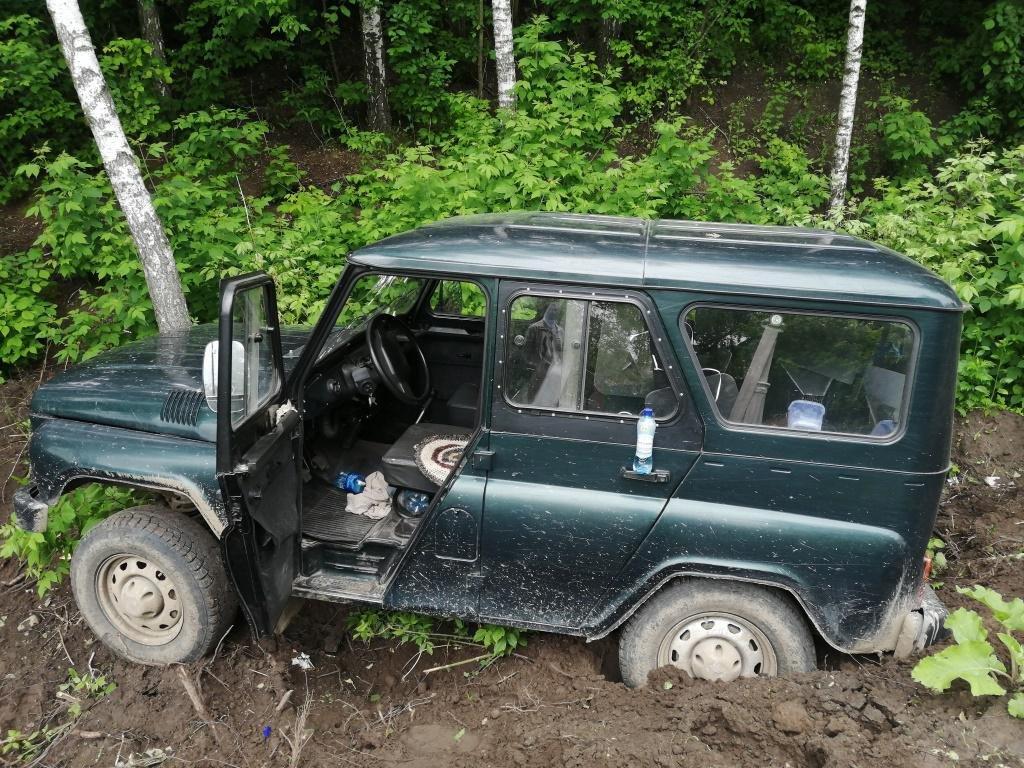 На Сумщині автомобіль врізався в дерево: водій загинув, фото-1