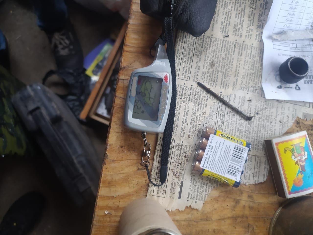 На Сумщині затримали групу автоугонщиків, фото-3