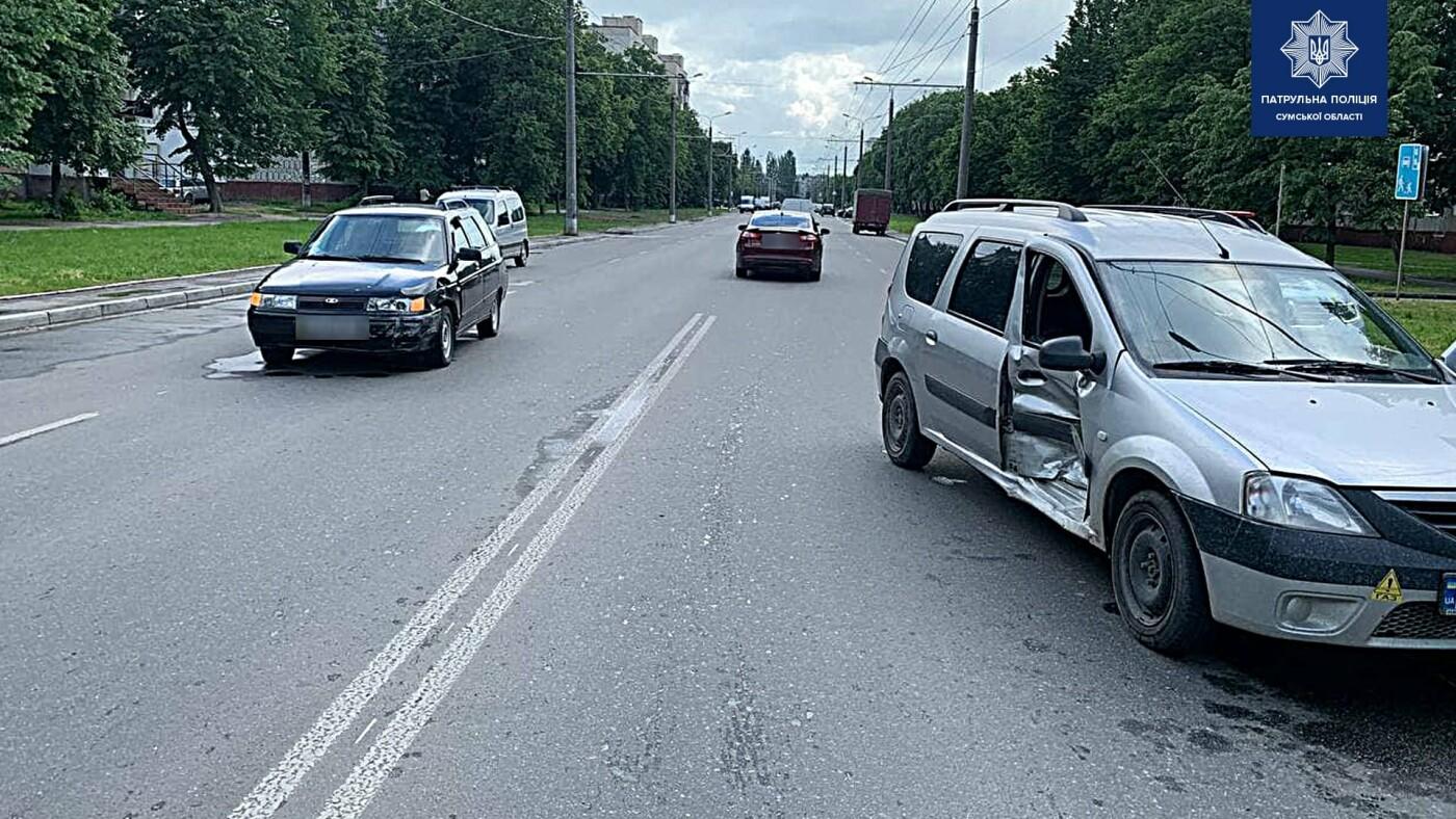 У Сумах сталося дві ДТП з постраждалими, фото-3