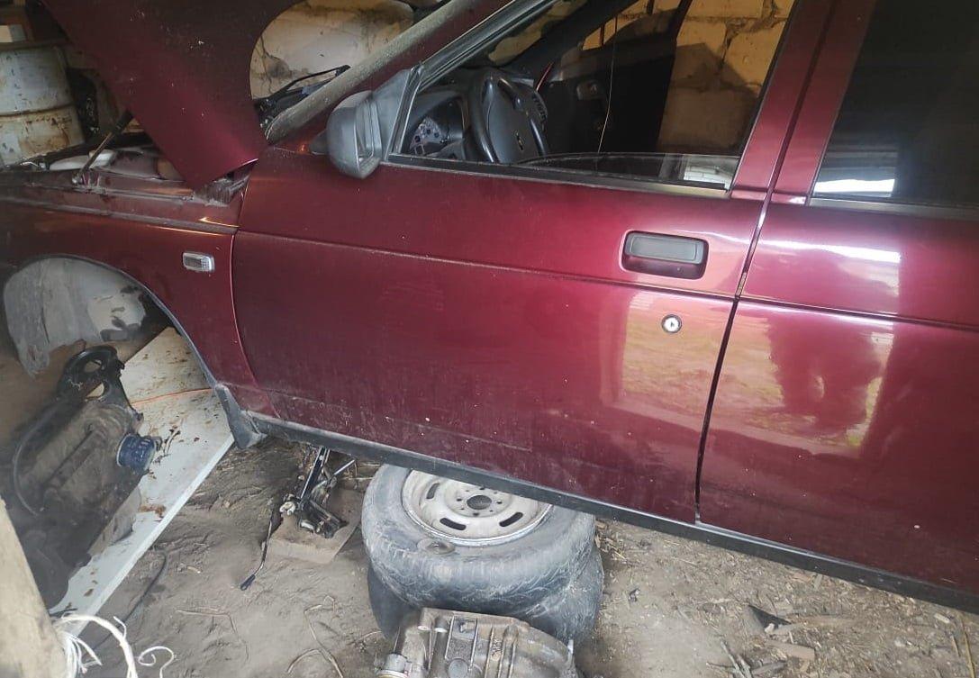 На Сумщині затримали групу автоугонщиків, фото-4