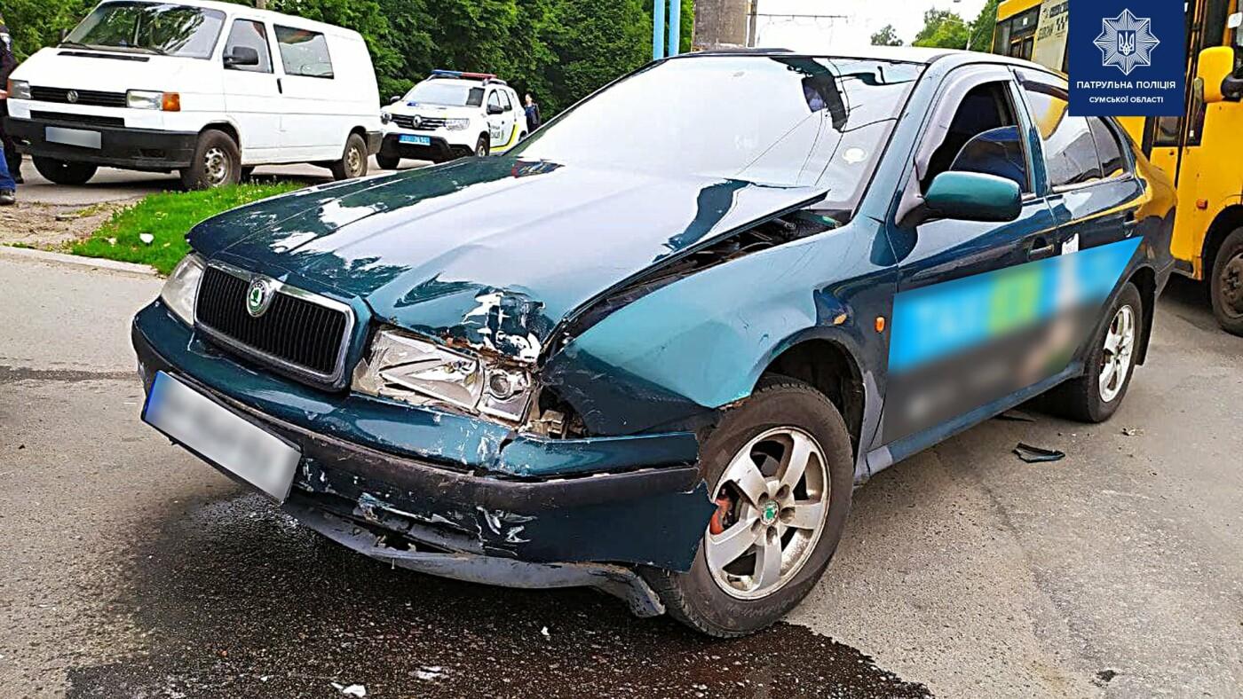 У Сумах сталося дві ДТП з постраждалими, фото-2