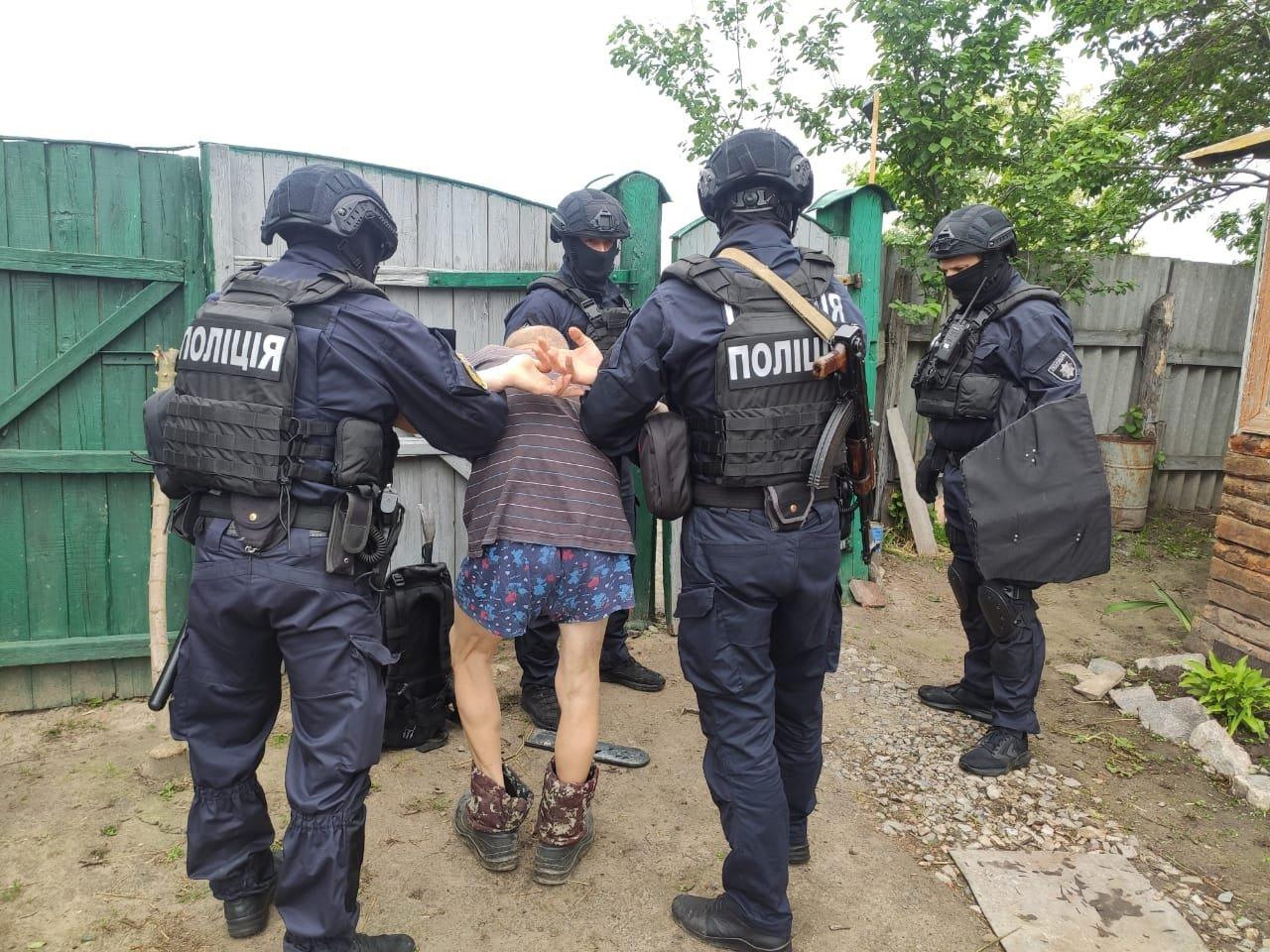 На Сумщині затримали групу автоугонщиків, фото-2