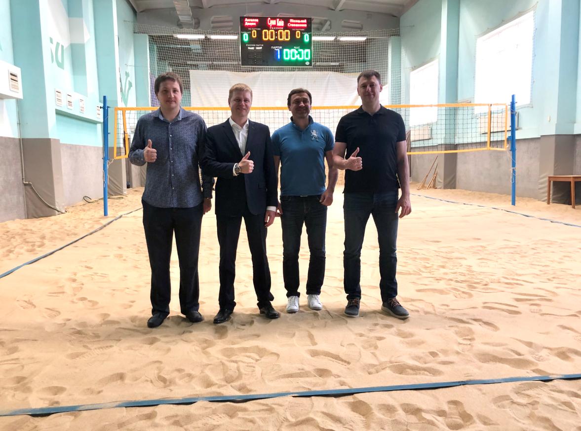 На Сумщині розвиватимуть пляжний футбол, фото-1