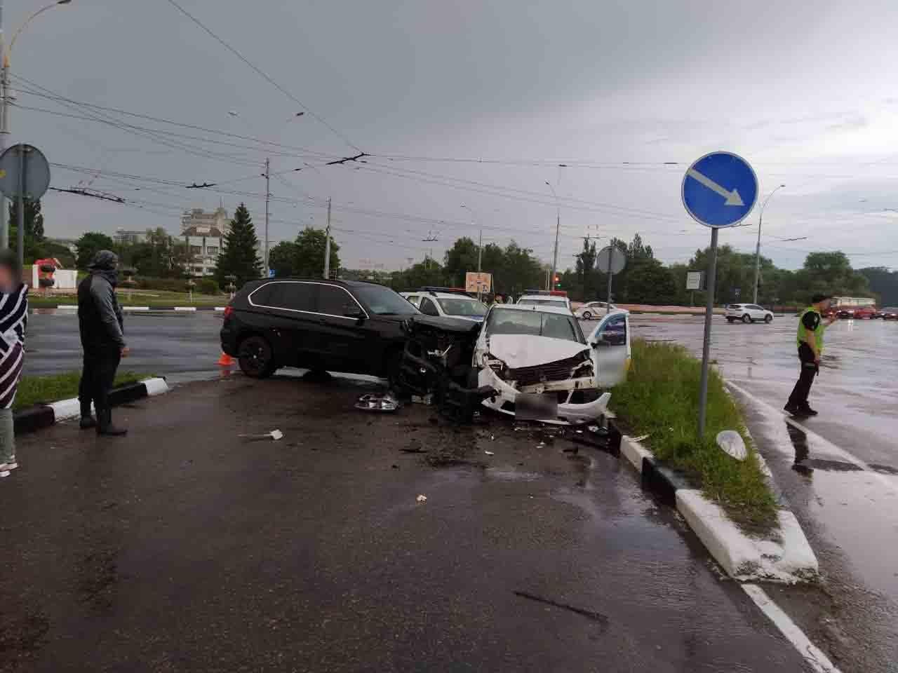 В поліції розповіли подробиці ДТП з травмованими біля «Садко» у Сумах, фото-1