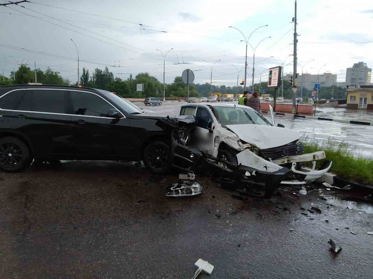 В поліції розповіли подробиці ДТП з травмованими біля «Садко» у Сумах, фото-2