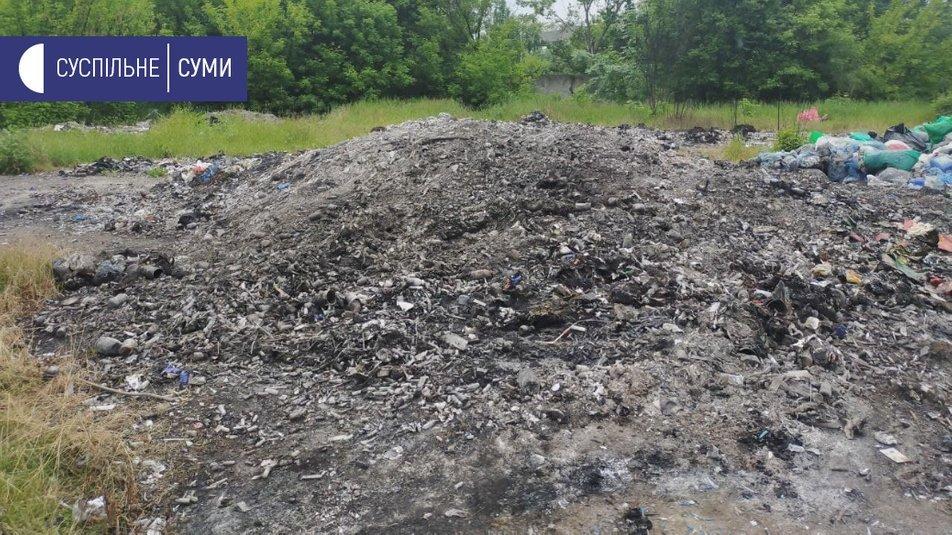 Звалище медичних відходів перевезли зі Старого села у промзону Сум, фото-1