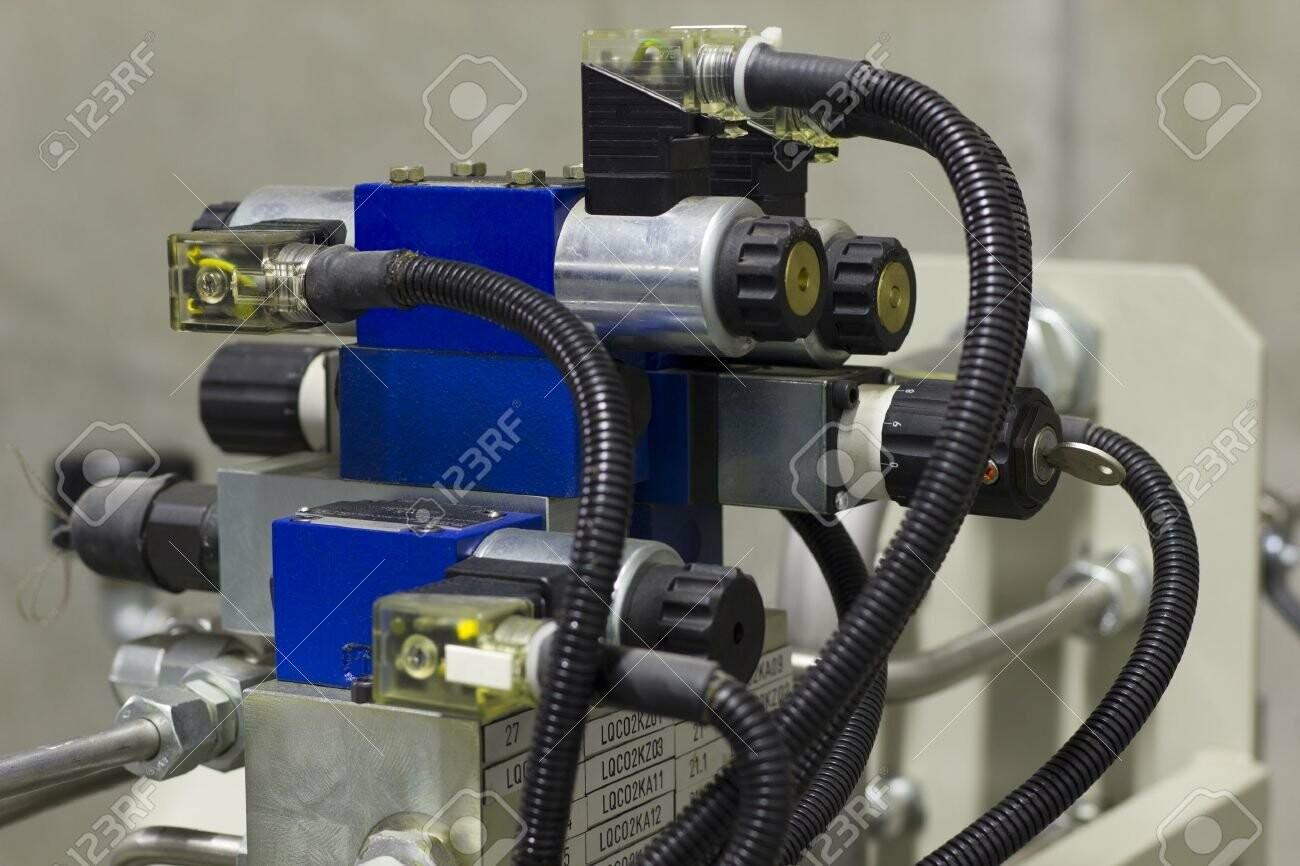 Гидравлические распределители Bosch Rexroth