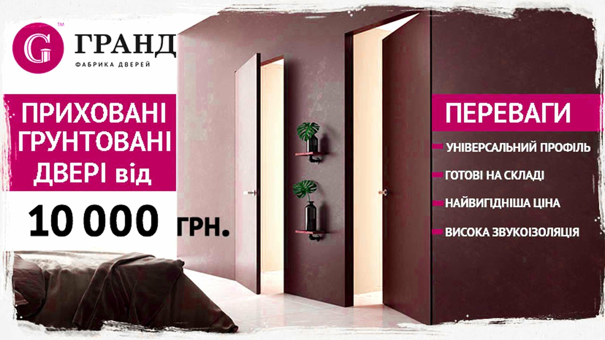 Реклама для магазина дверей